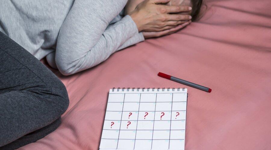 Гормональное нарушение менструального цикла и лечение