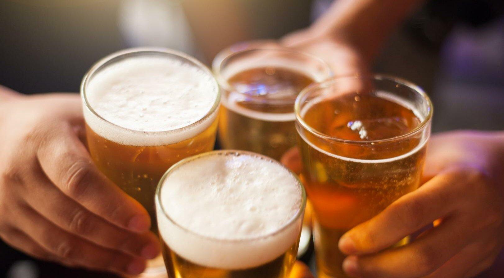Губит людей не пиво!