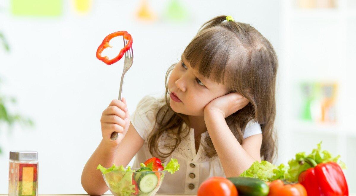 Пищевые расстройства у детей