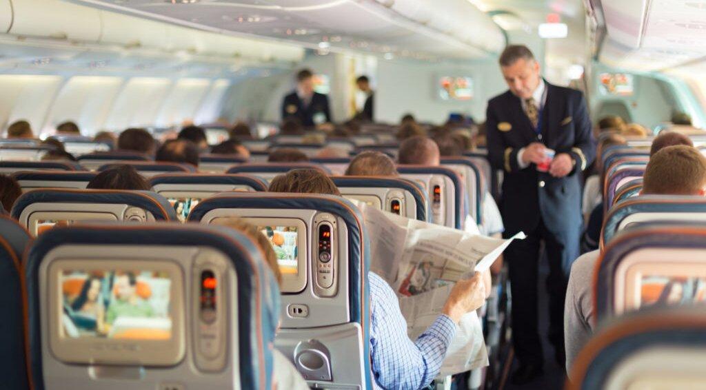 Самочувствие в самолете: какой курс на взлет?
