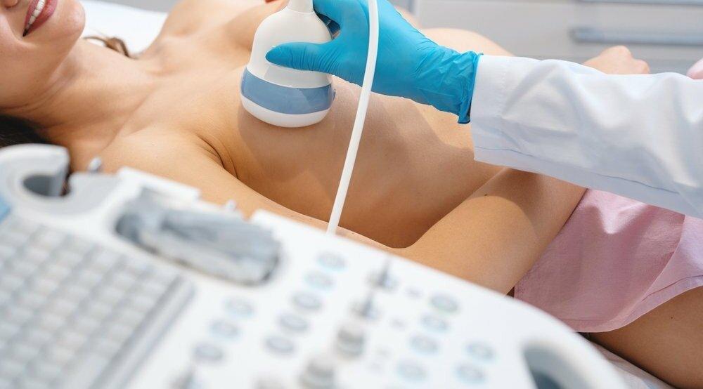 В каких случаях необходимо УЗИ молочных желез?