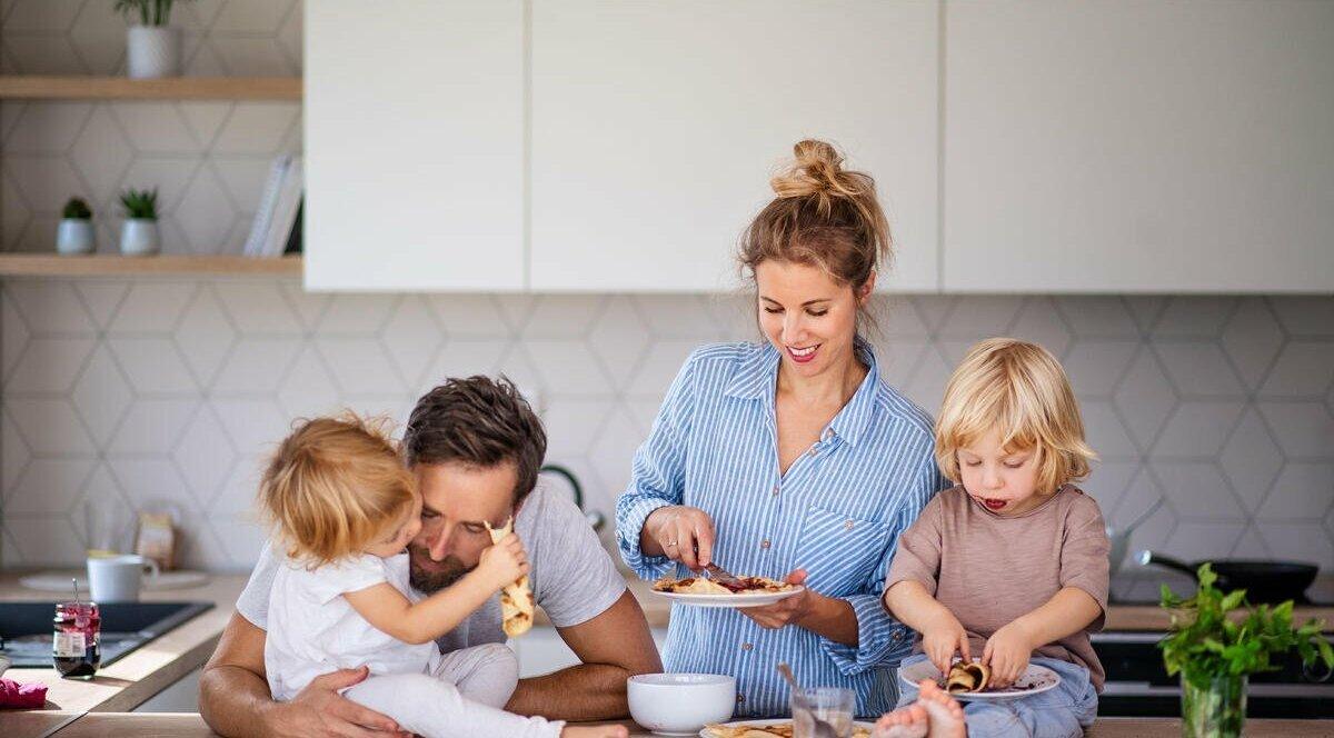 Чем накормить ребенка: рецепты полезных завтраков
