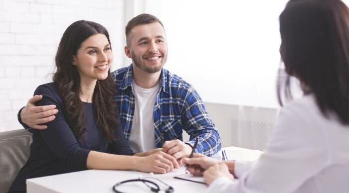 Медицинское обследование жениха и невесты