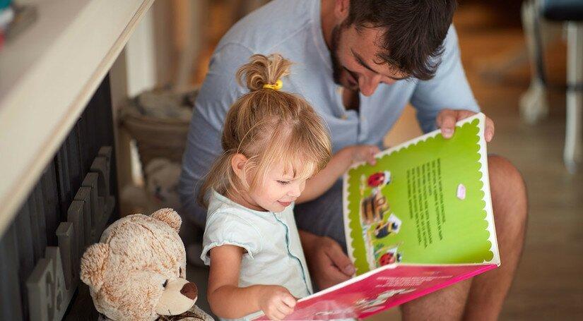 Прості способи навчити дитину читати